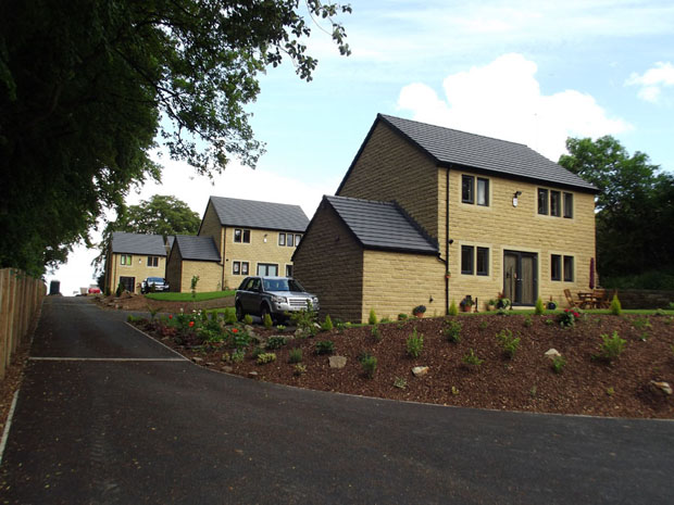 housing development newsome