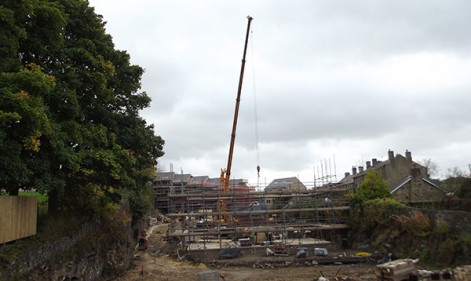 See our Progress at Holmfirth!