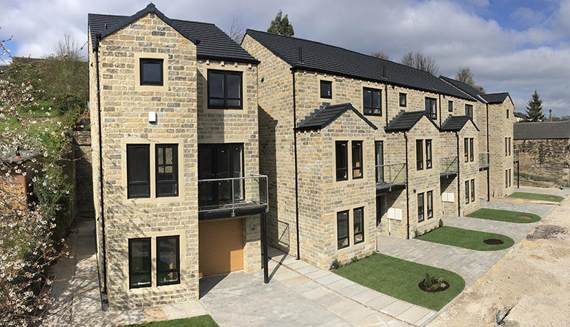 new houses in Kirkheaton