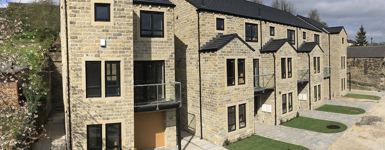 Kirkheaton property development new homes