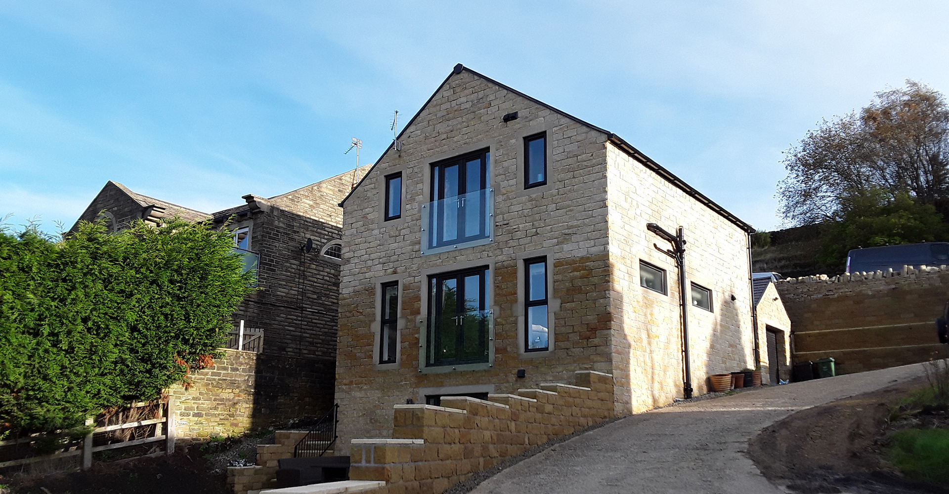 holmfirth new home development